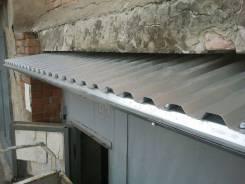 Ремонт гаражей, ворот, крыш, сварка, генератор.