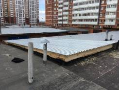 Крыша гаража ремонт