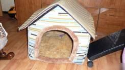 Продам домик для собаки новый