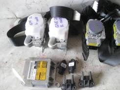 Ремень безопасности. Lexus: IS300, IS350, IS250, IS220d, IS200d Двигатели: 3GRFE, 2ADFHV, 2GRFSE, 4GRFSE
