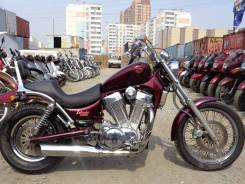 Suzuki VS 1400 Intruder. 1 400 куб. см., исправен, птс, без пробега
