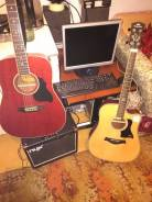 Уроки музыки(гитара)