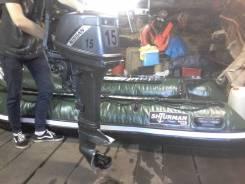 Shturman. Год: 2016 год, длина 330,00м., двигатель подвесной, 15,00л.с., бензин
