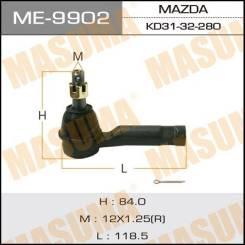 Наконечник рулевой тяги MASUMA CX-5 11- ME-9902