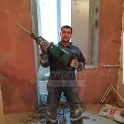 Демонтаж стен, полов: всех видов перегородок: демонтаж/снос/разбор дом