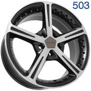 """Sakura Wheels R416. 7.0x16"""", 5x100.00, ET38, ЦО 73,1мм."""