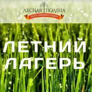 """Детский летний лагерь """"Лесная Поляна"""". Садгород, 20 км от города!"""