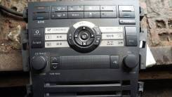 Блок управления климат-контролем. Nissan Teana, J31, PJ31, TNJ31 Двигатели: QR25DE, VQ23DE, VQ35DE