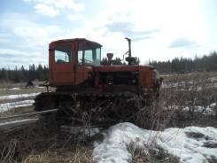 Вгтз ДТ-75. Трактор ДТ -75