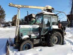 МТЗ 082. Продается буровая машина на базе трактора МТЗ 82 БМ-205Б, 80 л.с.