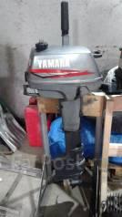 Yamaha. 3,00л.с., 2-тактный, бензиновый, нога L (508 мм), Год: 2005 год