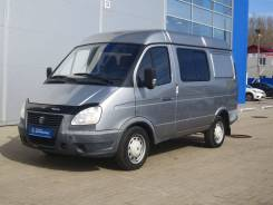 ГАЗ 2752. - грузопассажирский фургон 2011г. в., 2 900 куб. см., до 3 т