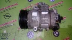 Компрессор кондиционера. Volkswagen Fox, 5Z1 Volkswagen Polo, 9A2, 9N2, 9N1, 9N3 Skoda Roomster, 5J, 5J7 Skoda Fabia, 5J, 5J2, 6Y2, 6Y3, 6Y5 Skoda Pra...
