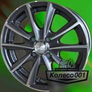 """Light Sport Wheels LS 276. 6.0x14"""", 4x100.00, ET40, ЦО 73,1мм."""