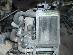 Двигатель в сборе. Mitsubishi Pajero, V24C, V24V, V24W, V24WG, V44W, V44WG Двигатели: 4D56, 4D56T