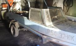 Казанка-6. 2007 год год, длина 4 630,00м., двигатель подвесной, 25,00л.с., бензин