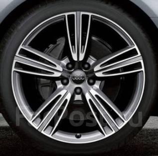 Audi. 8.5x20, 5x112.00, ET45, ЦО 66,6мм.