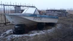 Казанка-5. Год: 1977 год, длина 4,90м., двигатель подвесной, 30,00л.с., бензин