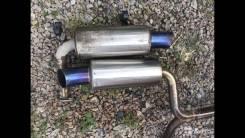 Выхлопная система. Honda S2000, AP1