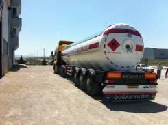 Dogan Yildiz. Газовоз полуприцеп 36 м3. Под заказ