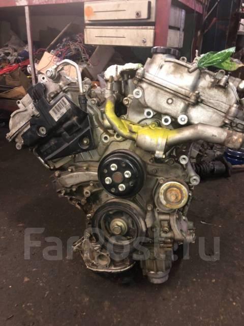 Двигатель Toyota 2gr-fe в Москве