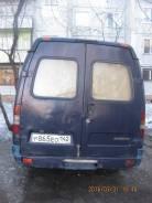 ГАЗ 322132. Продается газель категория в (автобус) цена 150000руб год выпуска 1998, 99куб. см., 8 мест