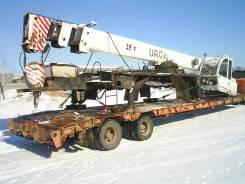 Ульяновец МКТ-25. Продам установку крановую г/п- 25тон, 25 000кг., 22м.