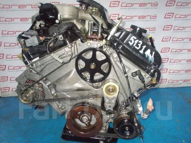 Двигатель в сборе. Mazda Mazda6 Mazda MPV Mazda Tribute Двигатели: AJV6, AJ, AJDE