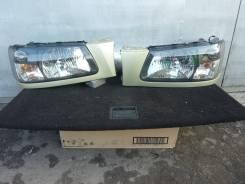 Фара. Subaru Forester, SG5, SG9, SG9L