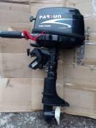Parsun. 5,00л.с., 4-тактный, бензиновый, нога S (381 мм), Год: 2015 год