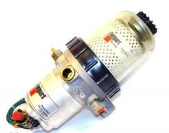 Фильтр топливный-сепаратор Fleetguard FH232 FH23209M +FS19785 подогрев