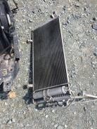 Радиатор кондиционера. Mitsubishi Pajero iO, H76W Двигатель 4G93