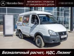 ГАЗ Соболь. Соболь. Комби ГАЗ 27527, 2 890 куб. см., до 3 т