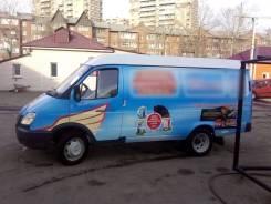 ГАЗ 2705. Продается цельнометалический фургон ГАзель Бизнес 2705, 2 890куб. см., 3 500кг.