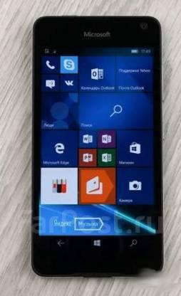Microsoft Lumia 650. Б/у