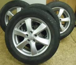 Колёса Tigar Summer SUV 225/60/17. 6.5x17 5x112.00 ET43