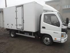 Foton Aumark BJ1039. Изотермический фургон на шасси Fonon BJ1039 от официального дилера, 2 780куб. см., 1 500кг.