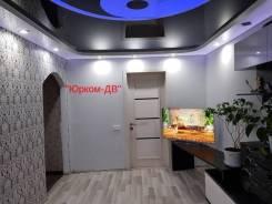 3-комнатная, улица Зои Космодемьянской 17а. Чуркин, проверенное агентство, 60кв.м.
