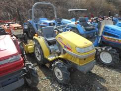 Hinomoto E1804. Трактор Iseki TC13, 13л. с., 4 wd, фреза в комплекте