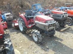 Shibaura. Трактор 17 л. с., 4 wd, фреза в комплекте, 17 л.с.