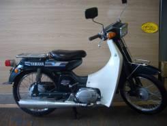 Yamaha Mate 50. 50куб. см., исправен, без птс, без пробега