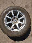 Продам комплект колёс R15. x15 5x114.30 ЦО 76,1мм.