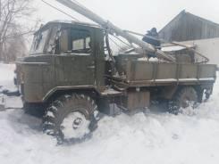 Сдам в аренду ГАЗ-66 буровую установку