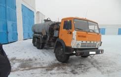 КамАЗ 53212. Машина каналопромывочная(ракета).