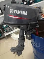 Yamaha. 5,00л.с., 2-тактный, бензиновый, нога S (381 мм), Год: 2015 год