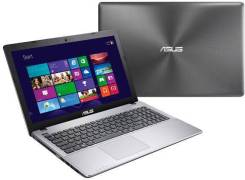 Asus X550L. 15.6дюймов (40см), 2,7ГГц, ОЗУ 4096 Мб, диск 750 Гб, WiFi, Bluetooth, аккумулятор на 2 ч.