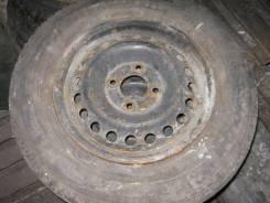 Продам колесо Blizzak MZ01 205/70R15 на железе