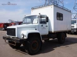ГАЗ. Изотермический фургон 47953-0000010-31, 4 430куб. см., 1 720кг.