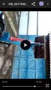 Самодельная модель. Фронтальный погрузчик, 1 000 куб. см., 200 кг.