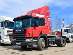 Scania P340. Седельный тягач 2008 г/в, 10 640куб. см.